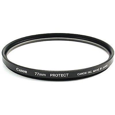Filtro 77mm UV Canon 77mm Protector Filter