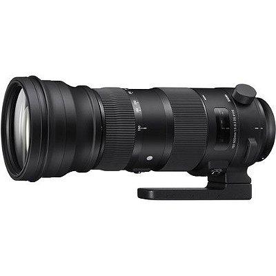 Lente Sigma 150-600mm f/5-6.3 DG OS HSM Sports para Câmeras Canon EOS