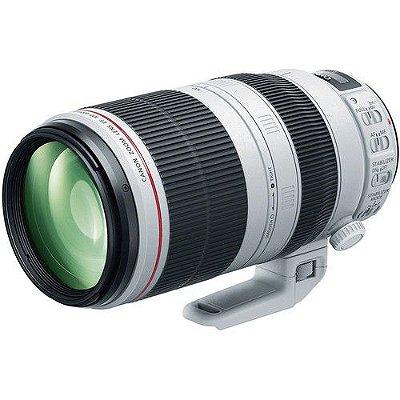 Lente Canon EF 100-400mm f/4.5-5.6L IS II USM + Canon Extender EF 2X III Ampliação de 2X