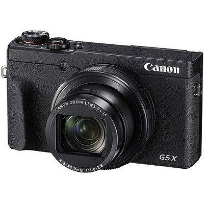 Câmera Canon PowerShot G5 X Mark II