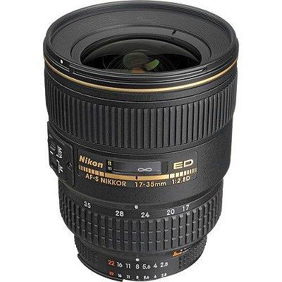 Lente Nikon AF-S Zoom-NIKKOR 17-35mm f/2.8D IF-ED