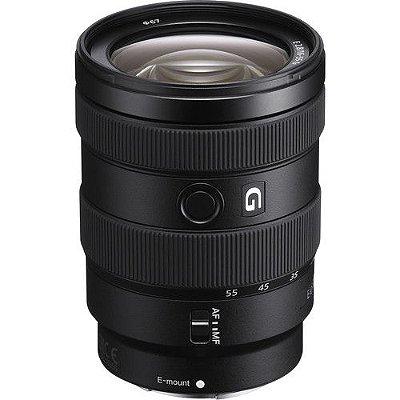Lente Sony E 16-55mm f/2.8 G