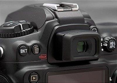 Ocular com ampliação Nikon DK-21M para câmeras Nikon D90 / D3200 / D610 / D7100 / D7200 / D750