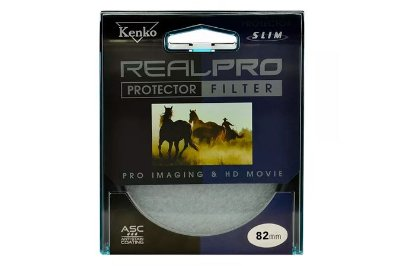 Filtro KENKO 82mm REAL PRO PROTECTOR FILTER Slim Frame