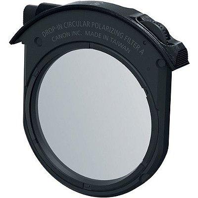 Filtro Canon Drop-In Circular Polarizing Filter A