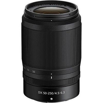 Lente Nikon NIKKOR Z DX 50-250mm f/4.5-6.3 VR