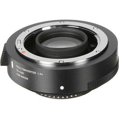 Teleconverter Sigma TC-1401 1.4x para Lentes Sigma com encaixe Nikon F