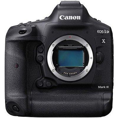 Câmera Canon EOS-1D X Mark III Corpo