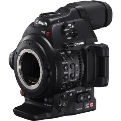 Câmera Canon EOS C100 Mark II Cinema EOS Dual Pixel CMOS AF