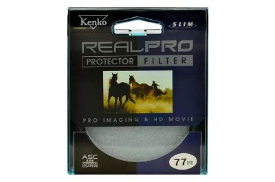 Filtro KENKO 77mm REAL PRO PROTECTOR FILTER Slim Frame