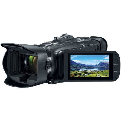 Câmera Filmadora Canon Vixia HF G50 UHD 4K