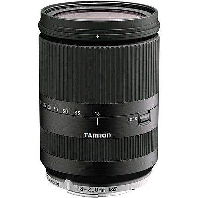 Lente Tamron 18-200mm f/3.5-6.3 Di III VC para Câmeras Canon EF-M