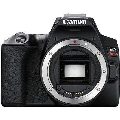 Câmera Canon EOS Rebel SL3 Corpo