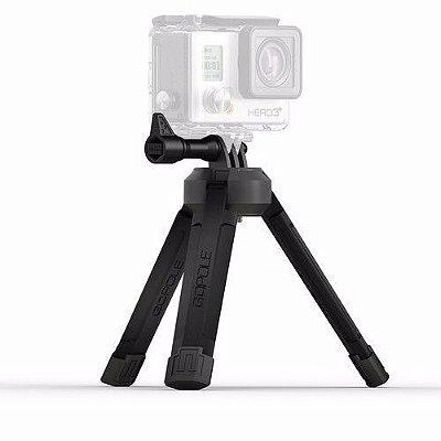 Tripé para Câmeras GoPro com Base Bi-Directional compacto dobrável GPBAS-15