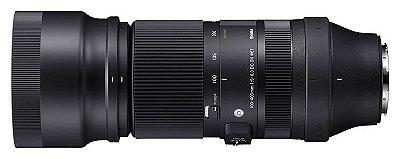 Lente Sigma 100-400mm f/5-6.3 DG DN OS Contemporary para Câmeras Sony E