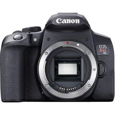 Câmera Canon EOS Rebel T8i Corpo