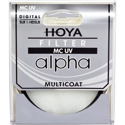 Filtro Hoya 67mm alpha MC UV Filter
