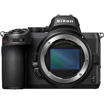 Câmera Nikon Nikon Z 5 Corpo com Adaptador Nikon FTZ Mount