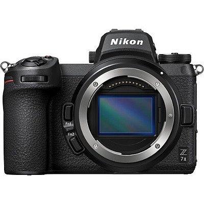 Câmera Nikon Z 7II Mirrorless Corpo