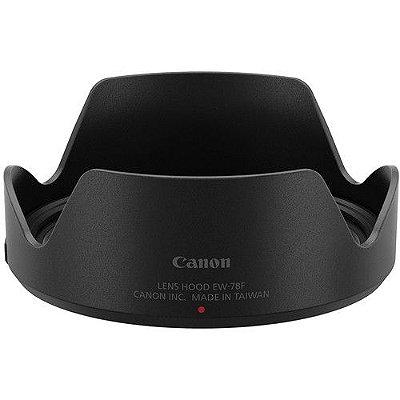 Parasol Canon EW-78F para Lente Canon RF 24-240mm f/4-6.3 IS USM