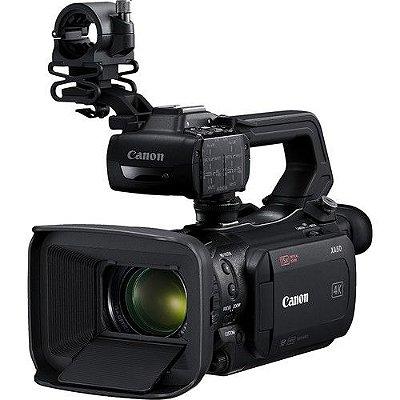 Câmera Canon XA50 UHD 4K30 Dual-Pixel Autofocus