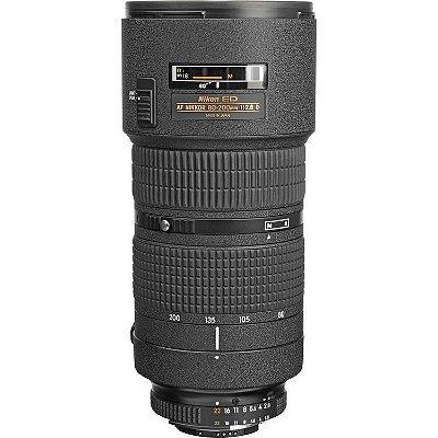 Lente Nikon AF Zoom-NIKKOR 80-200mm f/2.8D ED