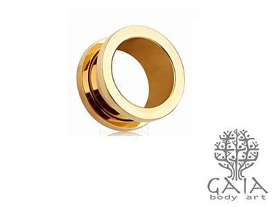 Alargador Clássico Dourado