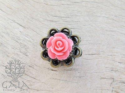 Alargador Arcos & Rosa Pink