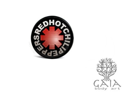 Alargador Red Hot Chili Peppers