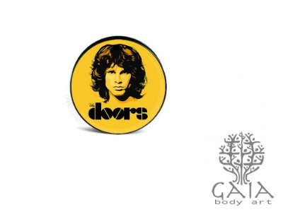 Alargador Vintage The Doors