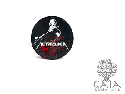 Alargador Banda Metallica
