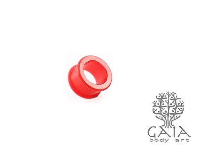 Alargador Silicone Vermelho
