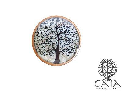 Alargador Madeira Clara Tree