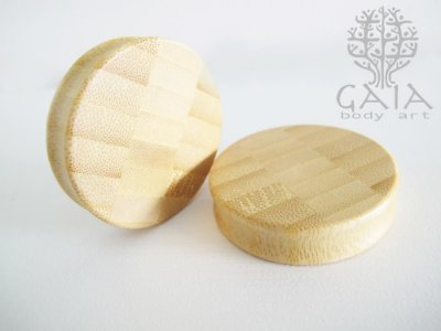 Alargador Bambu Claro