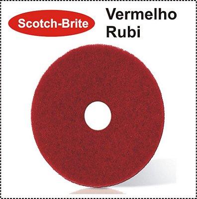Disco Vermelho Rubi 3M