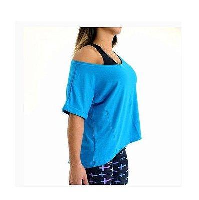 Blusa Sereia Azul (COM AVARIA)