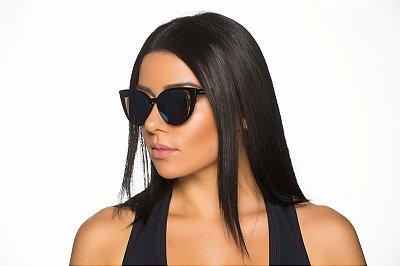 Óculos de Sol Cabo Frio Preto