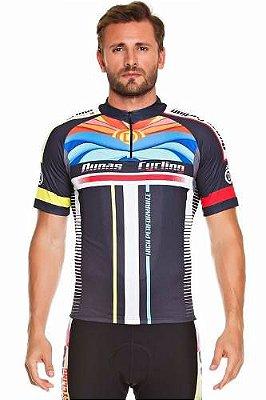 Camisa Masculina Ciclismo Basic line Sun Dunas
