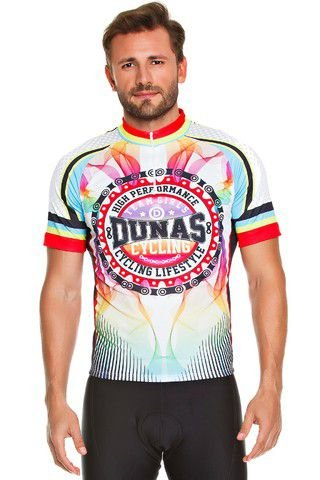 Camisa Masculina Ciclismo Basic Line Corrente Dunas