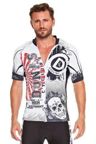 Camisa Masculina Ciclismo High Line Skull Dunas