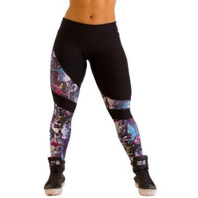 Legging Serpente Heroes