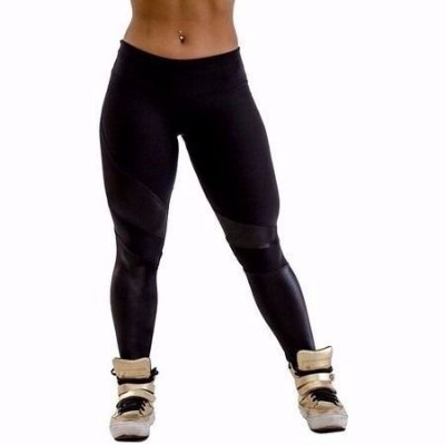 Legging Double Black ZNG