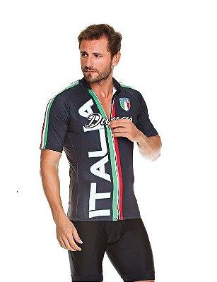 Camisa Masculina Manga Curta Itália