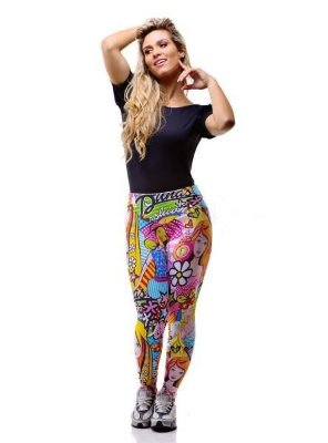 Legging Digital Dolls Fashion