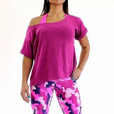 Blusa Sereia Pink