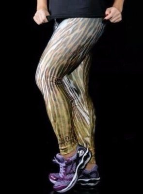 Legging Cirre Animal