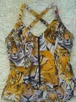 Body Galaxy Tiger