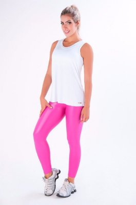 Calça Legging Cirre Pink