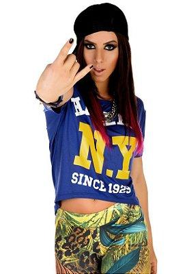 Camiseta Mullet Harlem NY