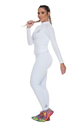 Calça Feminina Tech Branca